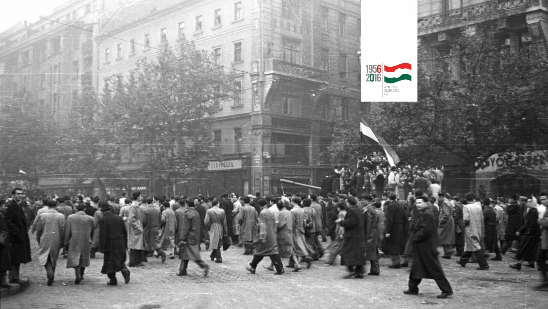 Emlékezzünk együtt 1956-ra!